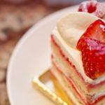 モンブランケーキの作り方 基本。「モンブラン」と「NYチーズケーキ」と「ショートケーキ」をミックスする?